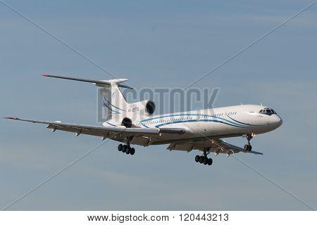 Tupolev Tu-154 Jet Aircraft