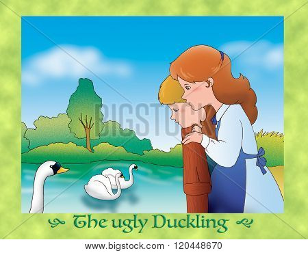 The ugly duckling 24: all loves the swan