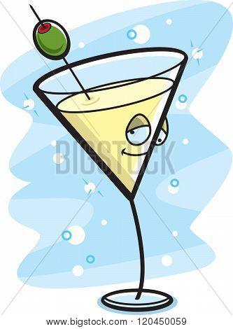 Drunk Martini