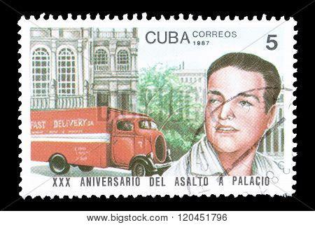 Cuba 1987