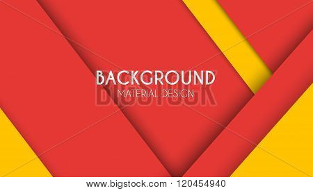 Background In The Style Of The Material Design