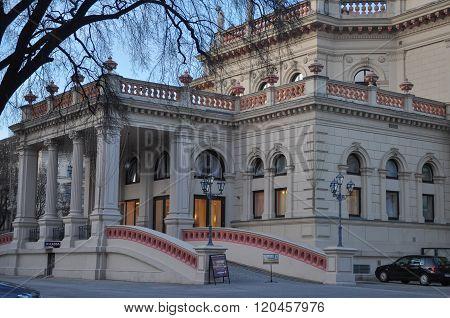 Wiener Musikverein In Wien