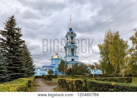Assumption Cathedral. Zadonsk. Russia