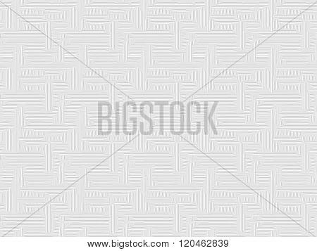 Panel Celing White Polystyrene
