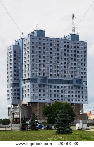 House of Soviets. Kaliningrad. Russia
