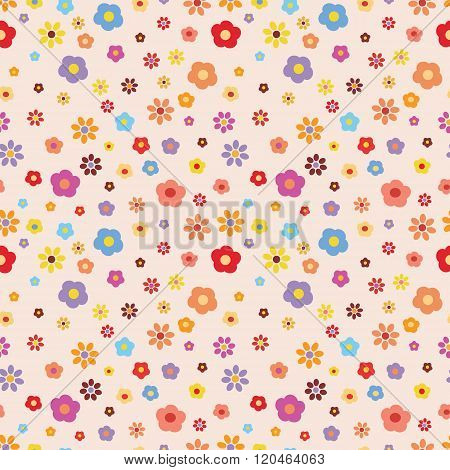 flower pattern, summer pattern