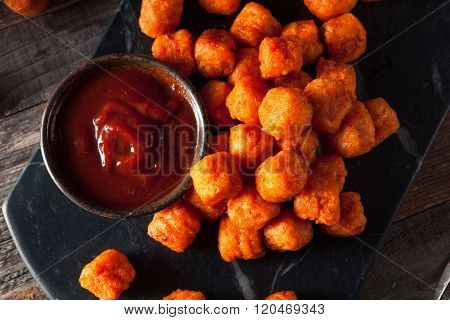 Homemade Sweet Potato Tater Tots