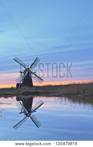 Herringfleet Reflection2