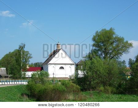 White Church (Belarus: Architecture Of Xix Century)
