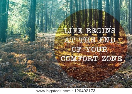 Life Begins Out