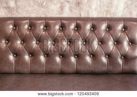 Backrest Of Sofa