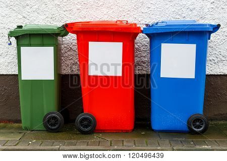 Garbage Trash Cans