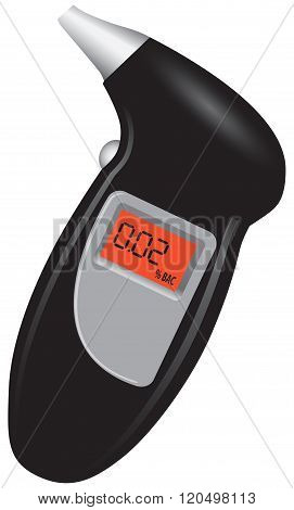 Compact Tester Alcohol Content
