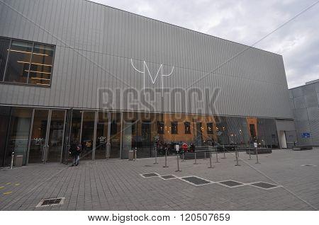 Mudec Museum In Milan