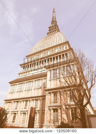 Mole Antonelliana, Turin Vintage