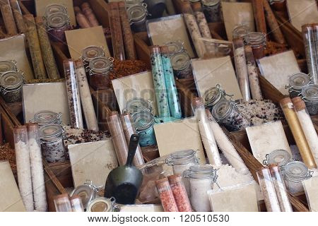 Spices Market Stall