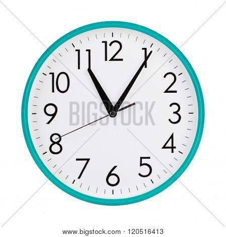 Five Minutes Past Eleven