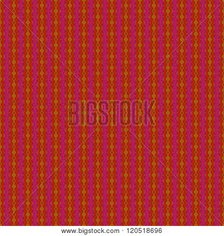Seamless stripes pattern red gold violet
