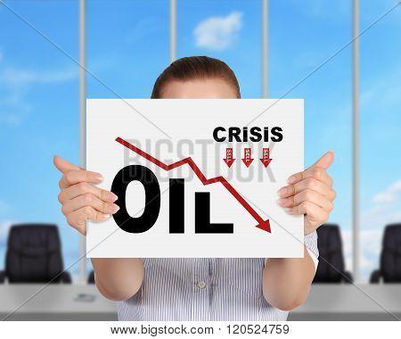 Oil Crisis Chart