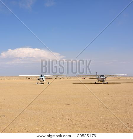 Cessna Airplanes In Namibia