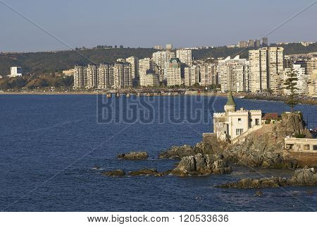 Vina del Mar in Chile
