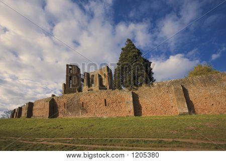 Kenilworth Castle, Warwickshire, The Midlands, England