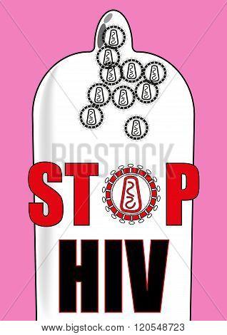 Stop Human Immunodeficiency Virus