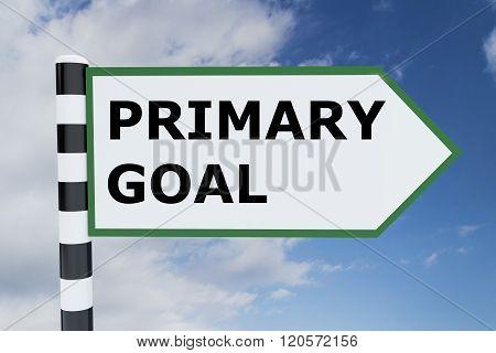 Primary Goal Concept