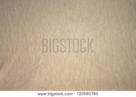 beige woolen cloth