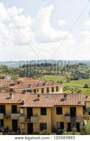 Chianti Region Italy