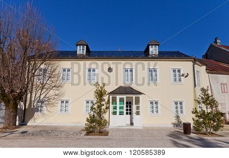 Former Serbian Embassy In Cetinje, Montenegro