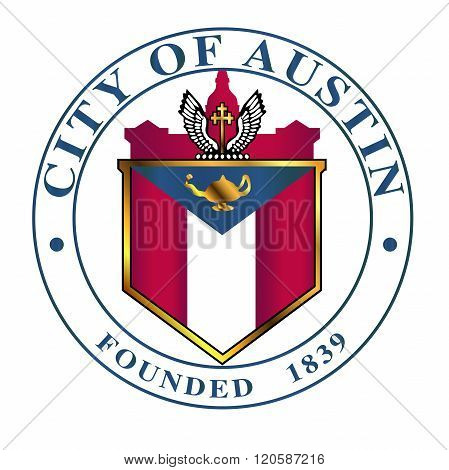 City Of Austin Seal