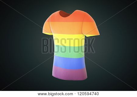 Gay T-shirt Side