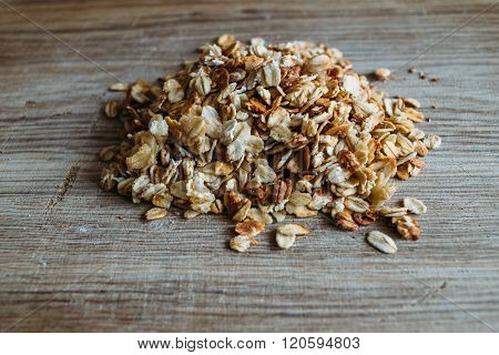 A Bunch Of Granola