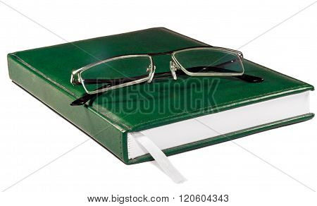 Glasses On The The Green Book