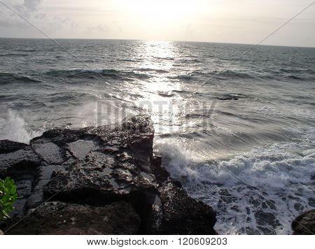 The Ocean and The Rock