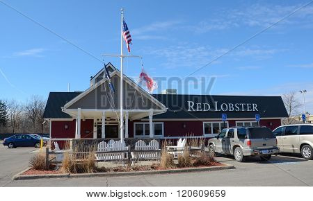 Red Lobster East Ann Arbor Store