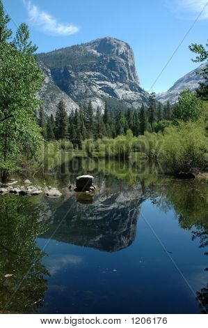 Yosemite Mirror Lake