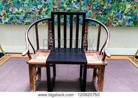 """""""king Chair"""", 2005, By Shao Fan From Beijing, China"""