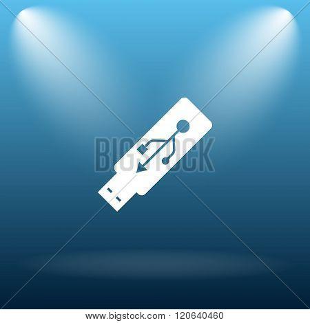 Usb Flash Drive Icon
