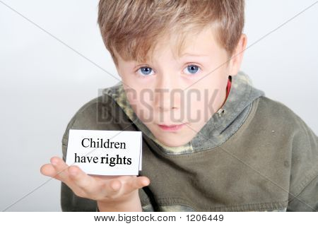 Children Have Rights