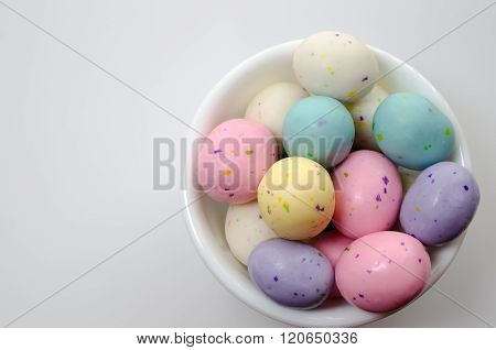 Assorted Speckled Malted Milk Eggs
