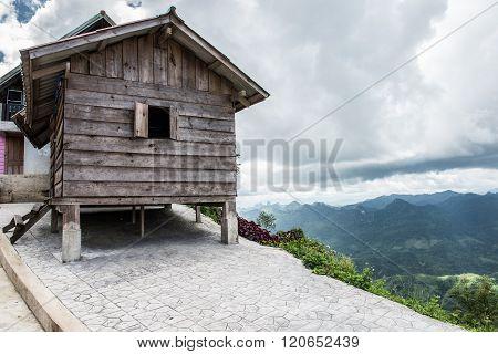 Small Hut in Phoukhoun
