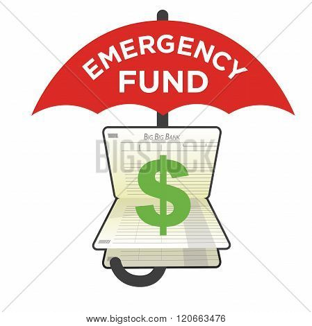 Financial Emergency Fund Savings Account