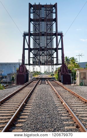 Fort Lauderdale Railway Drawbridge