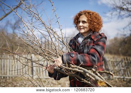 Spring Cleaning The Orchard