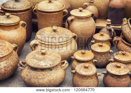 Traditional Handmade Pottery