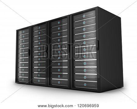 Four Big Server