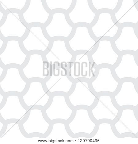 Very Simple But Congenial Vector Pattern - Seamless Artistic Background