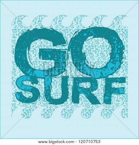 Summer, Beach,miami, Surf, Florida Desig